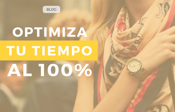Optimiza tu Tiempo al 100%