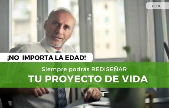REDISEÑA TU PROYECTO DE VIDA